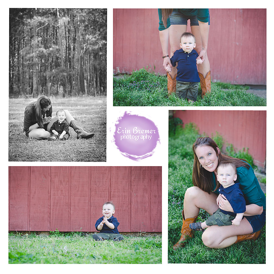 A Mommy & Me Session