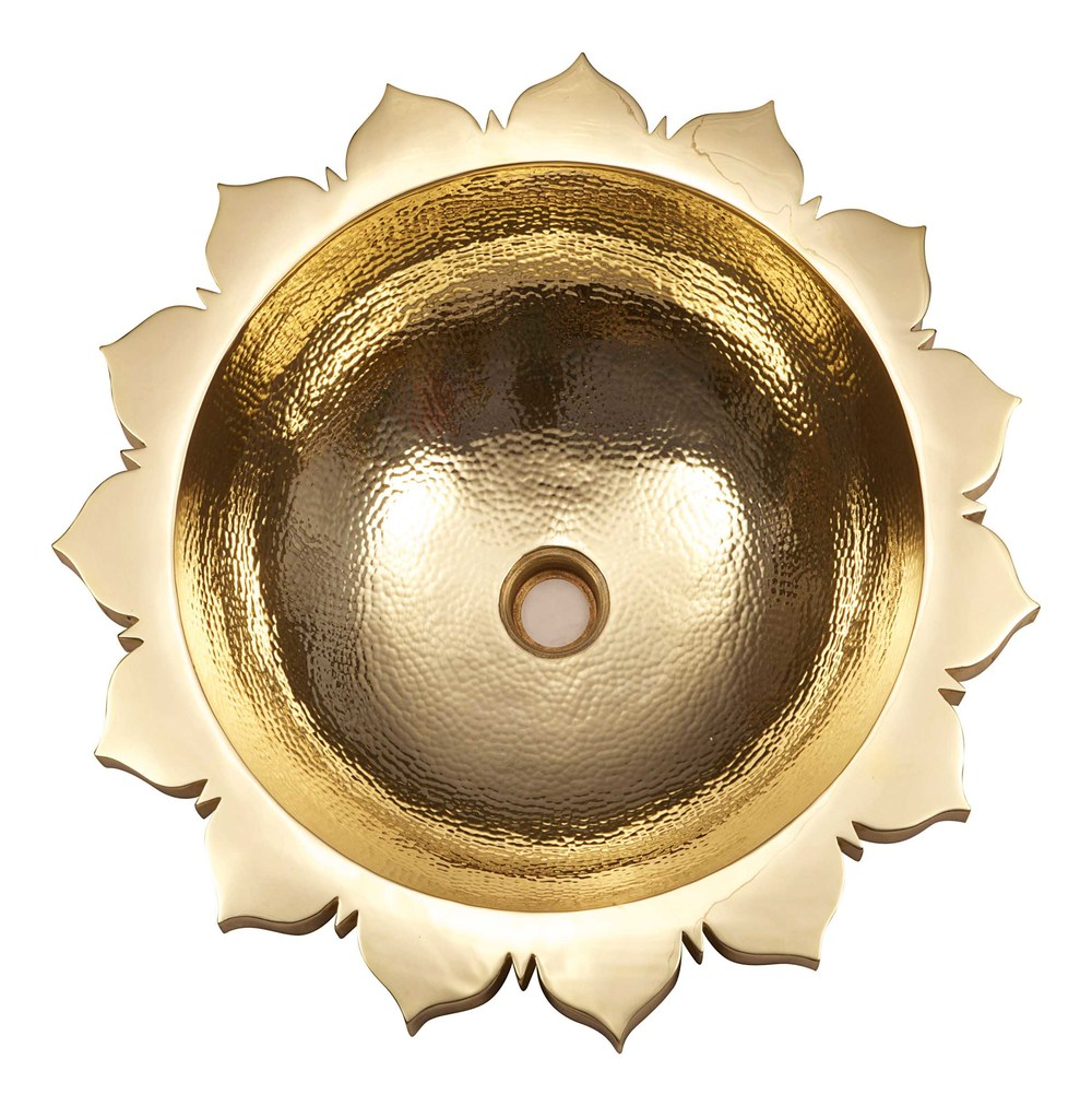 Kamal Lotus Wash Basin