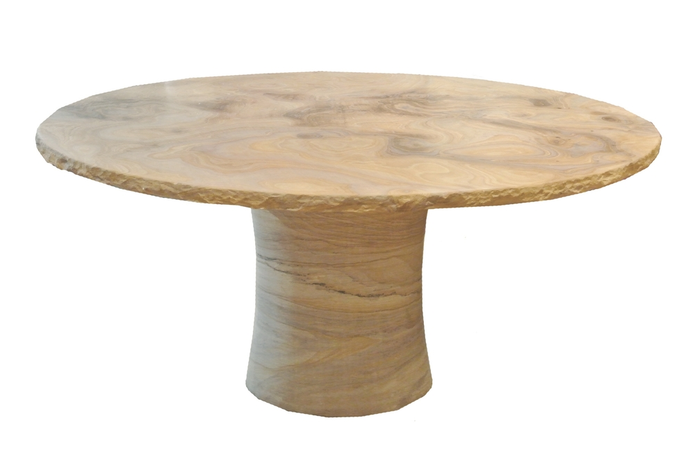 Rise Round Dining Table