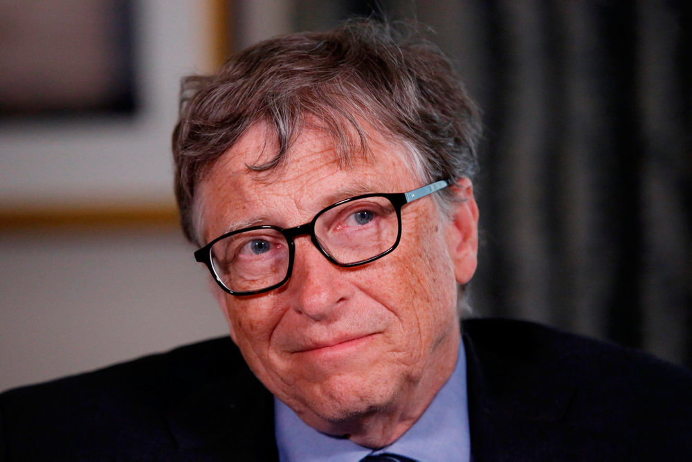 Bill Gates warned of a global superbug pandemic. Photo: Reuters
