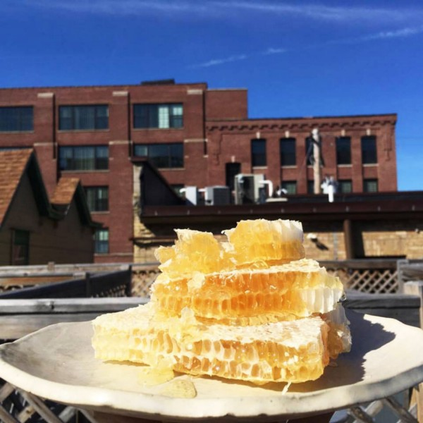 Braise rooftop honey