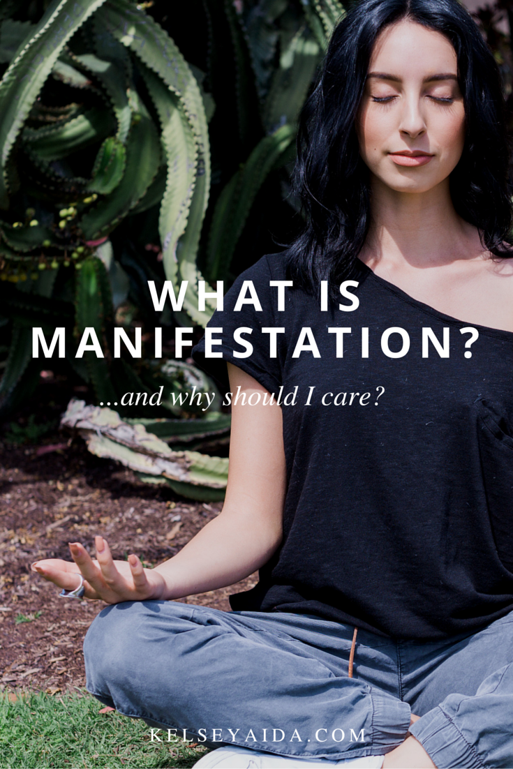 What is Manifestation? (And why should I care?)