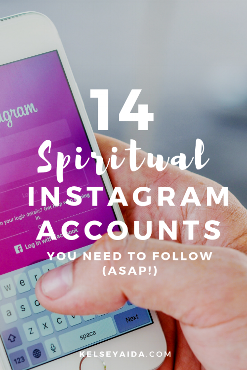14 of the Best Spiritual Instagram Accounts You Need to Follow