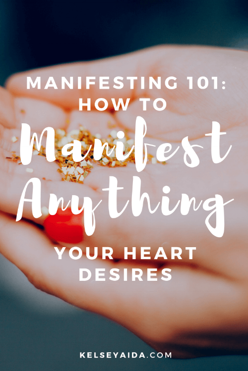 How to Manifest ANYTHING Your Heart Desires