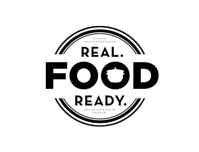 Real. Food Ready.
