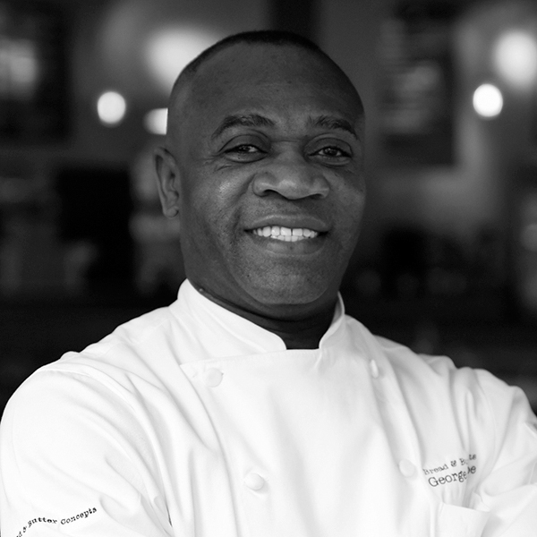 George Atsangbe | Vice President of Culinary