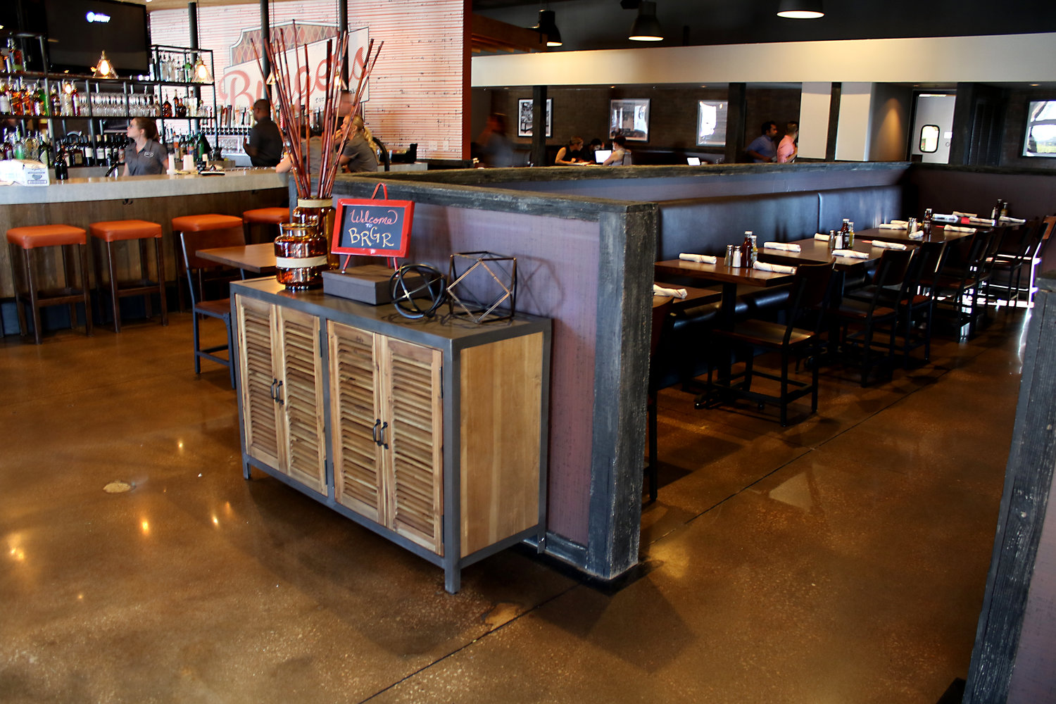 Brgr Kitchen Bar Prairie Village Ks | Brgr Kitchen Bar Is Now Open In Leawood Bread Butter Concepts