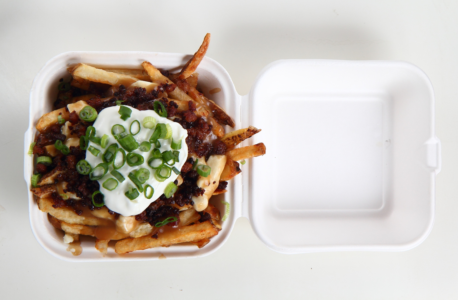 Welcome to La Poutine!
