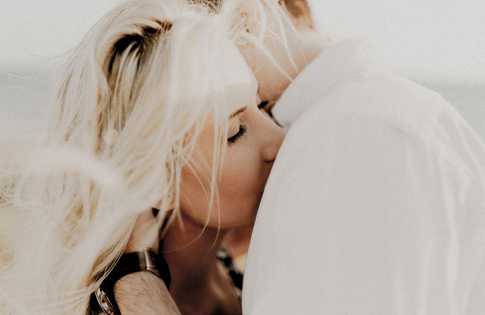 Logan + Meghan // Destination Engagement - A Florida love story