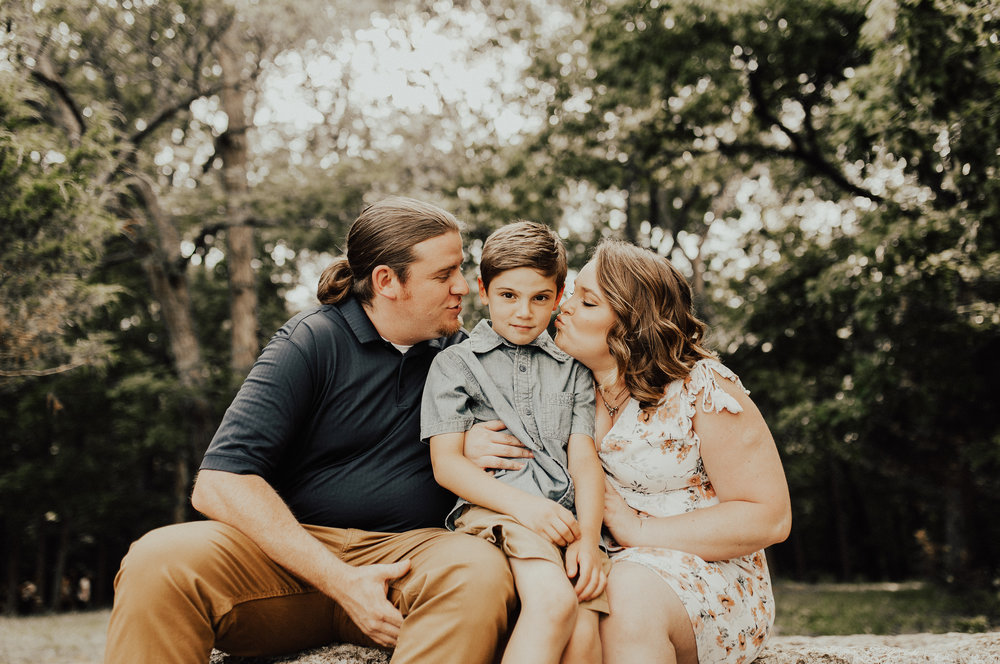 Family - These sessions are laid-back and very interactive, incorporating both candid interaction and some posing. I will work closely with you before your session to customize the experience as much as possible so that it best reflects the love your family shares. Family sessions start at $375.