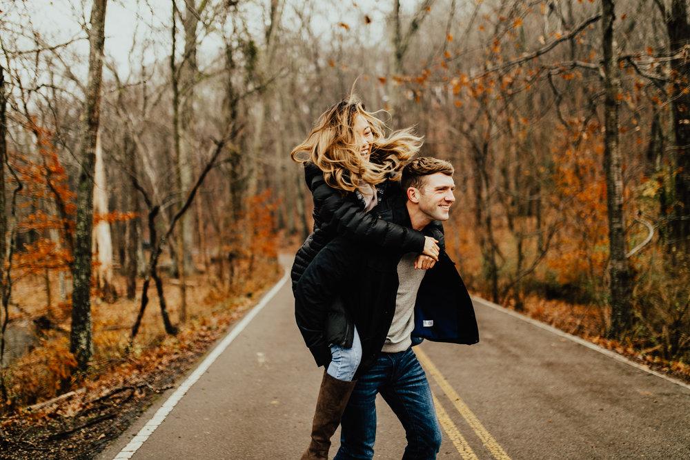 Ezekiel + Nicole (Coming Soon) - Radnor Lake State Park