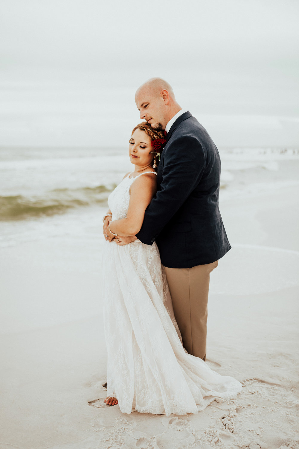 "Josh + Olivia - ""Josh did an AMAZING job of capturing our wedding day! He truly went above and beyond! We are so in love with our photos!!"""