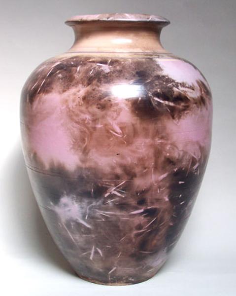 Clay vessel   27″x13″