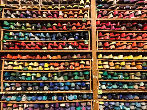 Barcelona Shoe Shop
