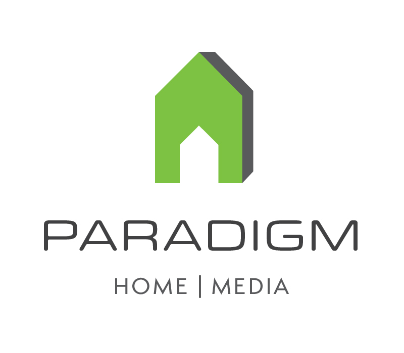 Paradigm Home | Media Logo