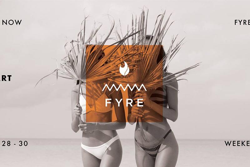*Photo from  Fyre Festival Instagram