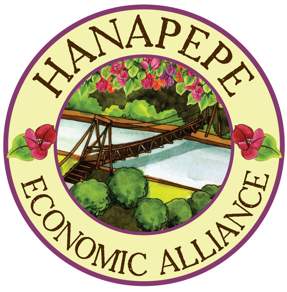 HEA Mission: - The Hanapepe Economic Alliance's Mission is to support the Economic Revitalization, Historic Preservation, Beautification, and Promotion of Hanapepe to visitors.