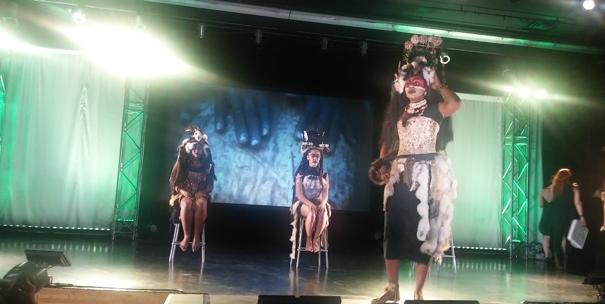 Tribal Coiffure
