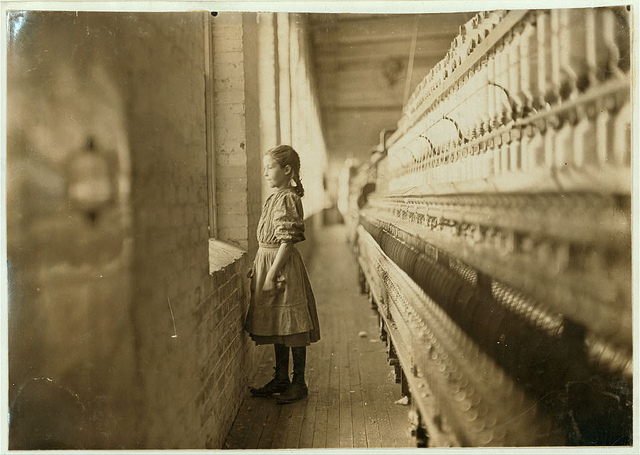 Old Photos of Child Labor between 1908 and 1924 (24)