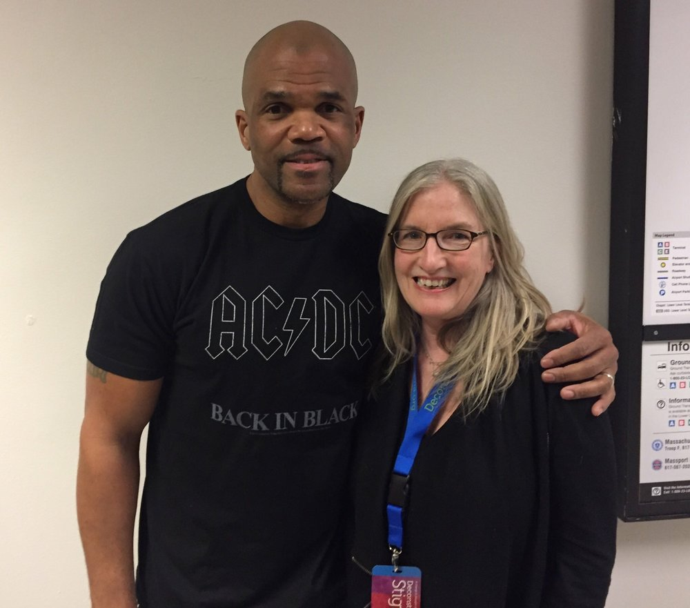 With Darryl McDaniels