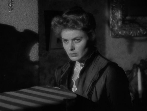 "Ingrid Bergman in ""Gaslight.""  MGM"