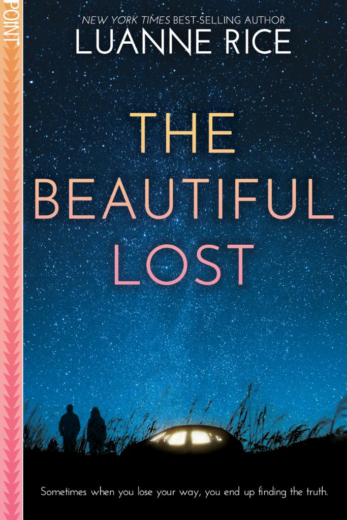I love the blue of evening here on the paperback cover of THE BEAUTIFUL LOST, out December 26 2018, in which Maia and Billy head north to Canada in search of her mother, whales, the meaning of life, and the best lobster roll ever.