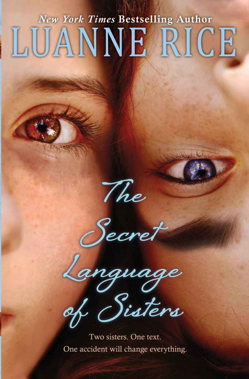 The Secret Language of Sisters will be out in paperback January 27th. You can pre-order it now!