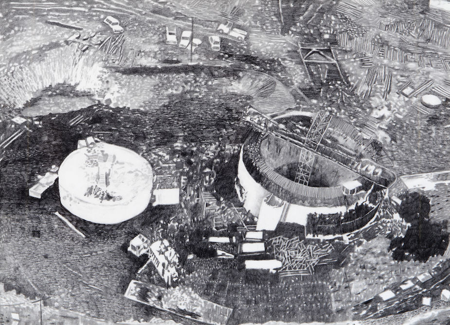 Construction of Titan Missile Intercontinental Launch Site, undisclosed location, pre-1961