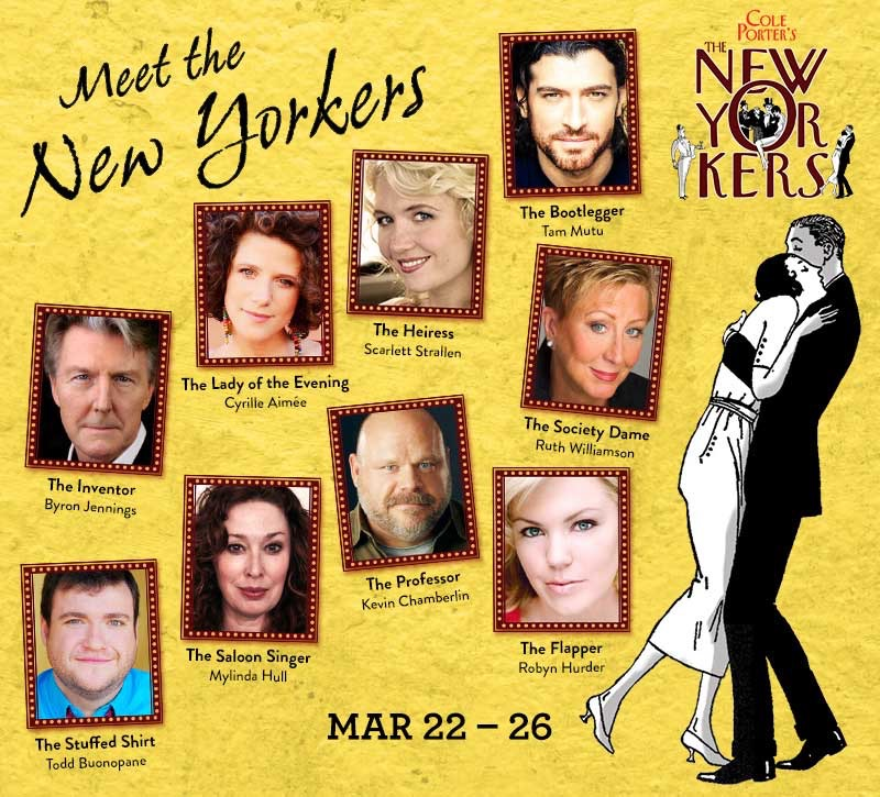 THE NEW YORKERS - Encores