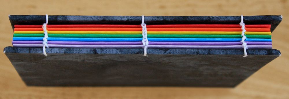 Rainbow Pride Journal (Square)