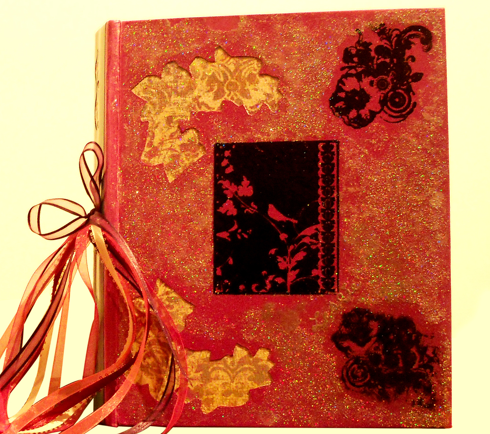 Custom Fairy Tale Journal