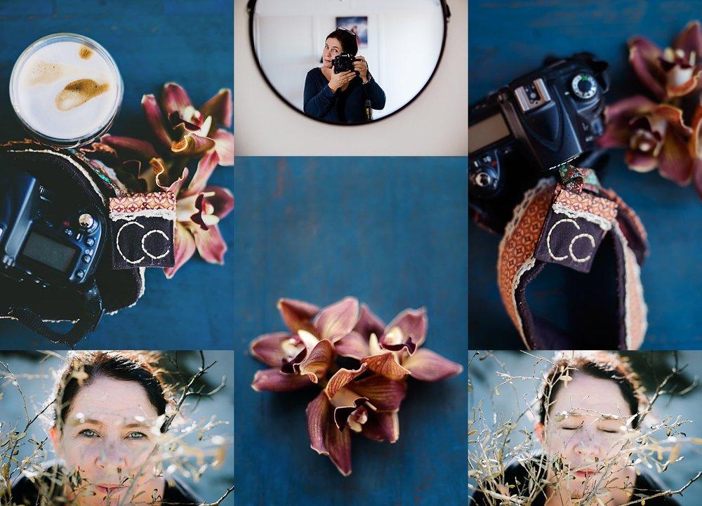 Self Portrait of Sydney Photographer, Cindy Cavanagh