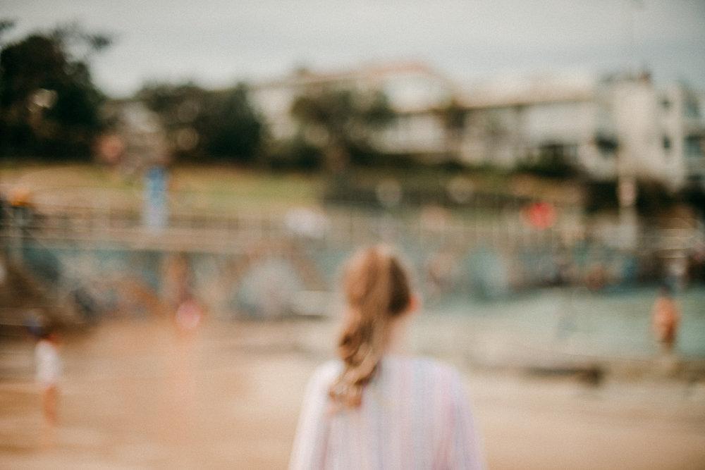 Bondi Beach Portraits Cindy Cavanagh