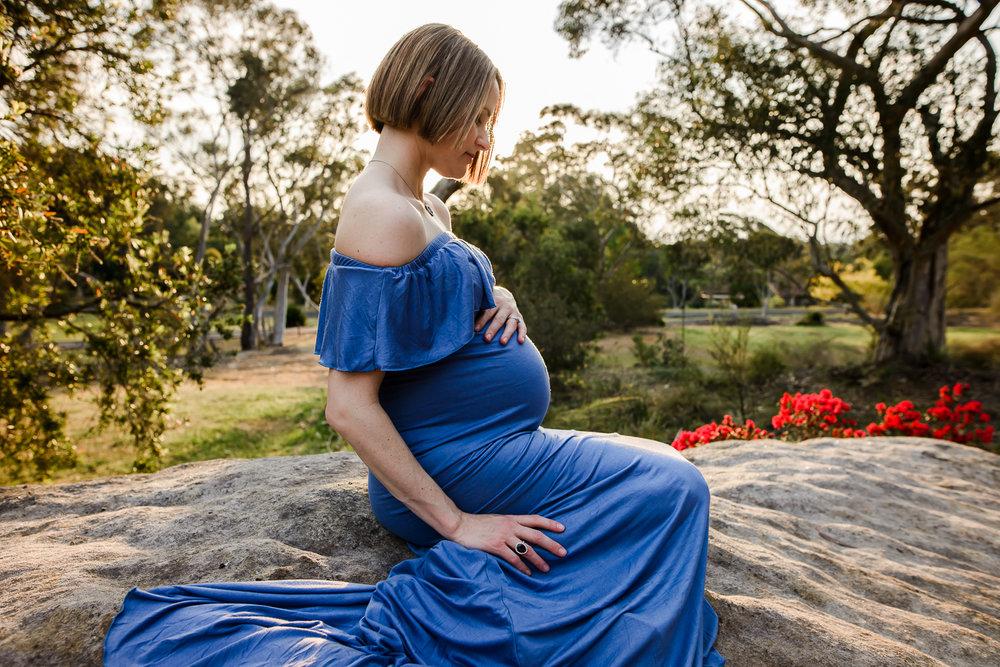 Sydney Maternity Portrait Photographer/Cindy Cavanagh