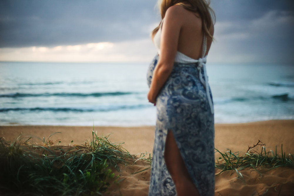 maternity portraits in sydney