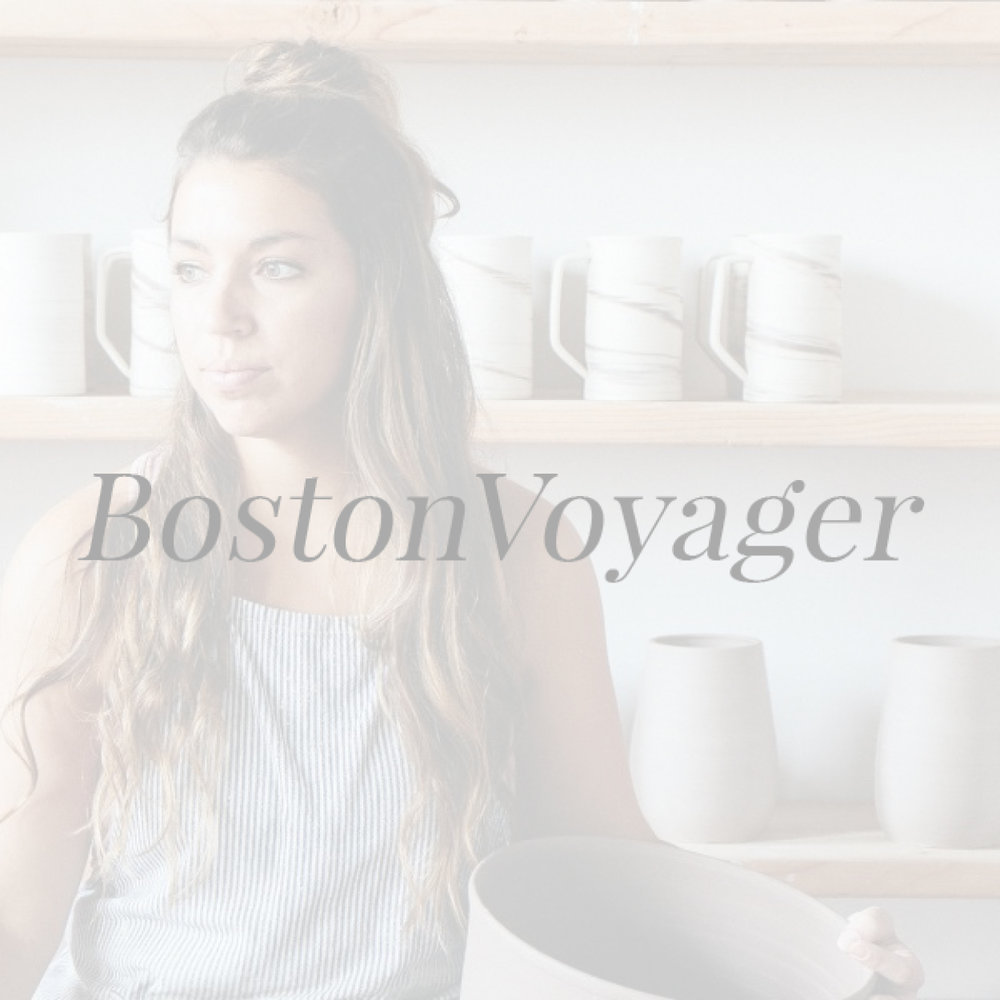 Boston Voyager, In the Studio with Kristen & Joe