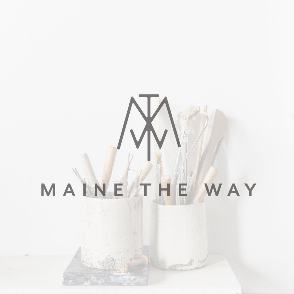 Maine The Way, Print Issue 1