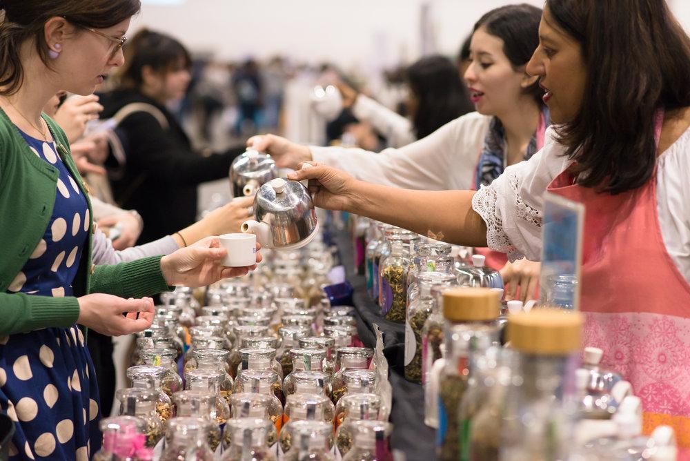 Melbourne Tea Festival - Pouring Tea Shots-4131 copy.jpg