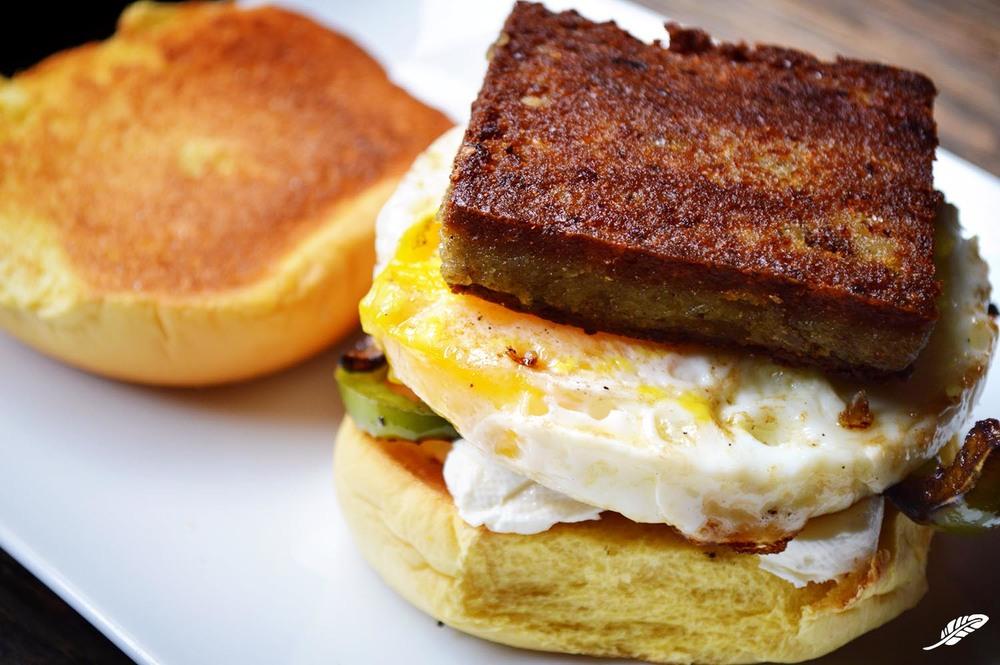 Pennsylvania Breakfast Sandwich