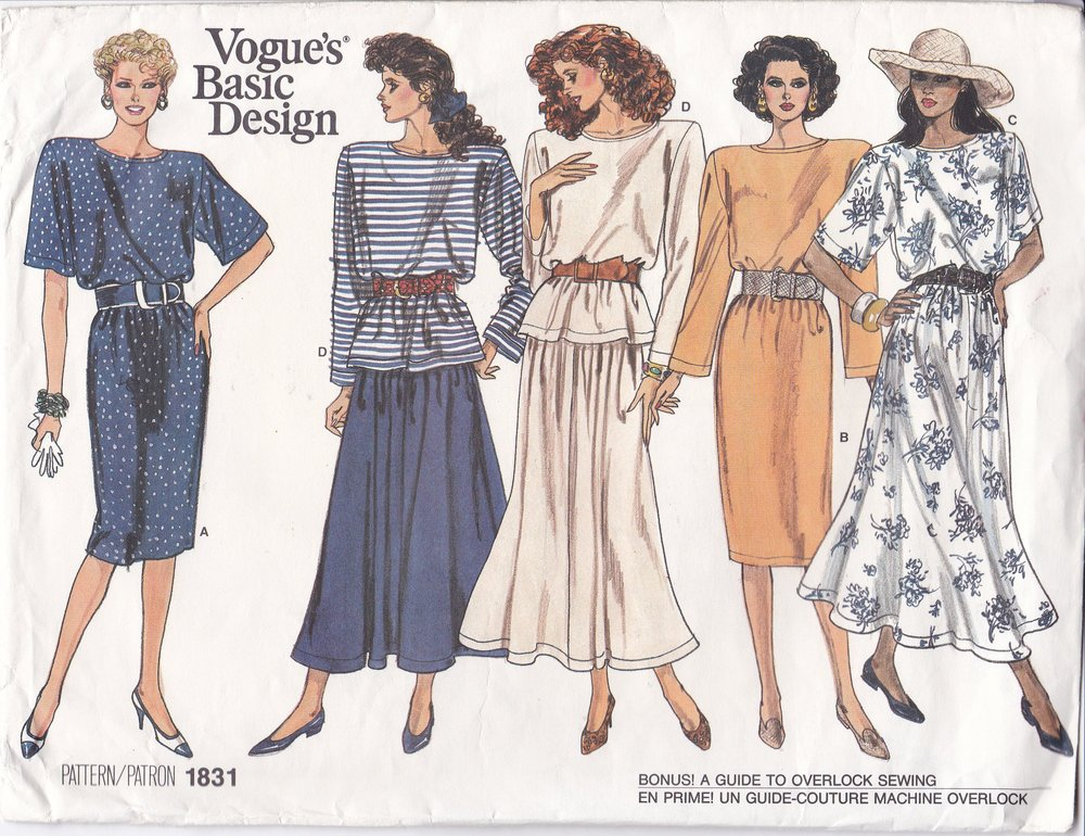 my vision was for something like the dress on the farthest right. seemed easy enough.