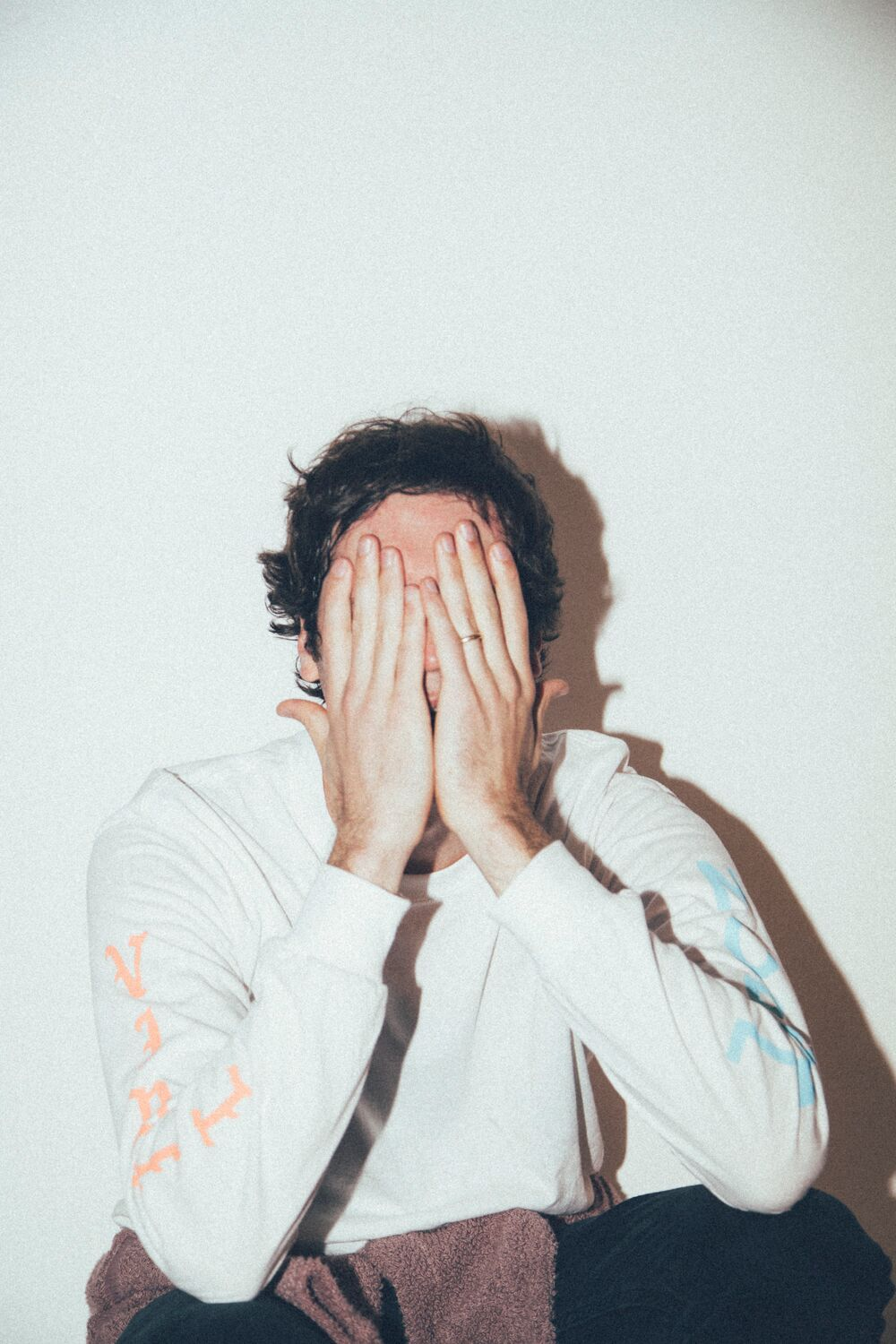 Washed Out Album Cover/ Alexandra Gavillet