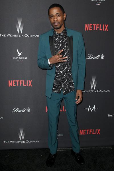 Lakeith Stanfield/ Golden Globes X Netflix