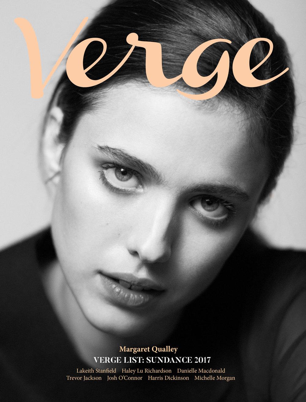 Verge/ Margaret Qualley/ Jeff Vespa