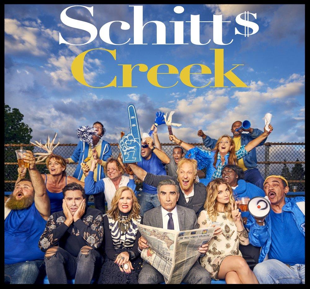Schitt's Creek Season 3/ Matt Barnes