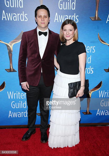 Cameron + Kandis Fay/ Writer's Guild Awards