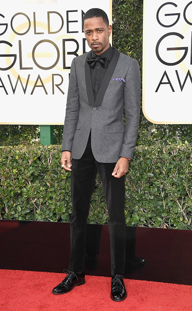 Lakeith Stanfield/ Golden Globe Awards