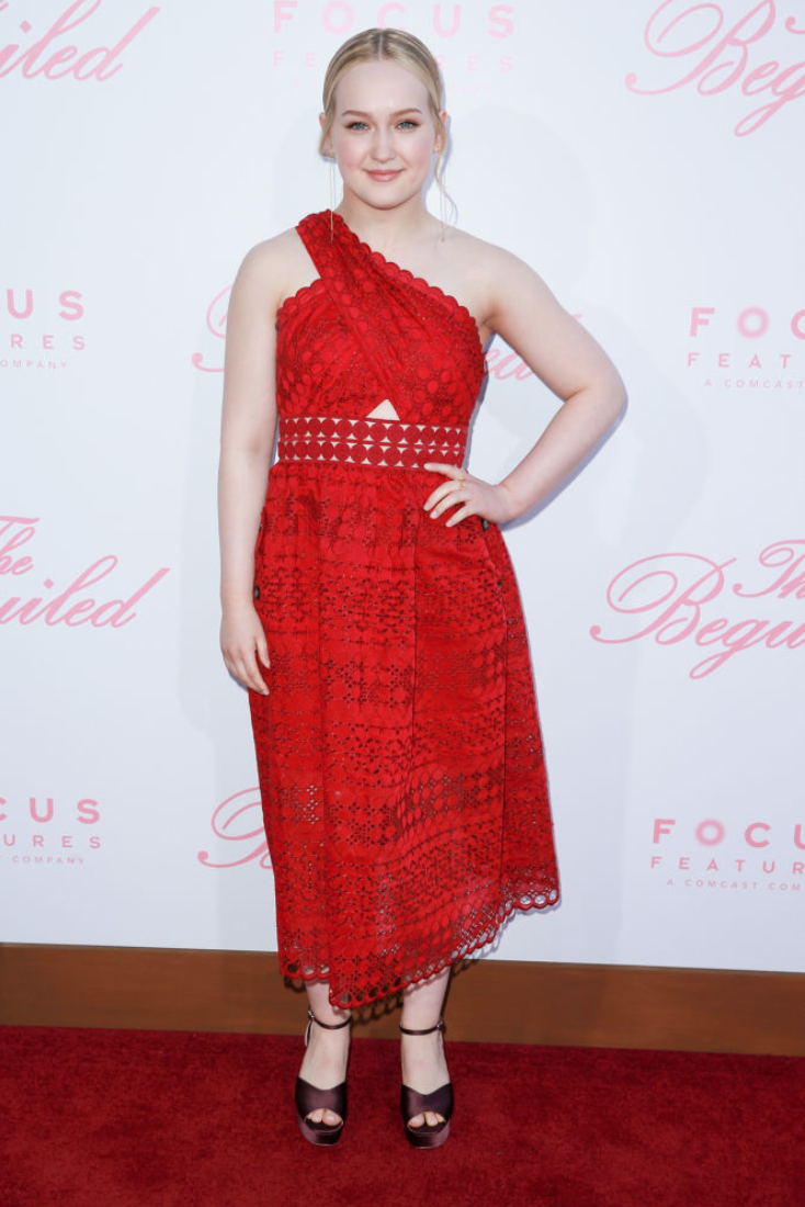 Emma Howard/The Beguiled Premiere