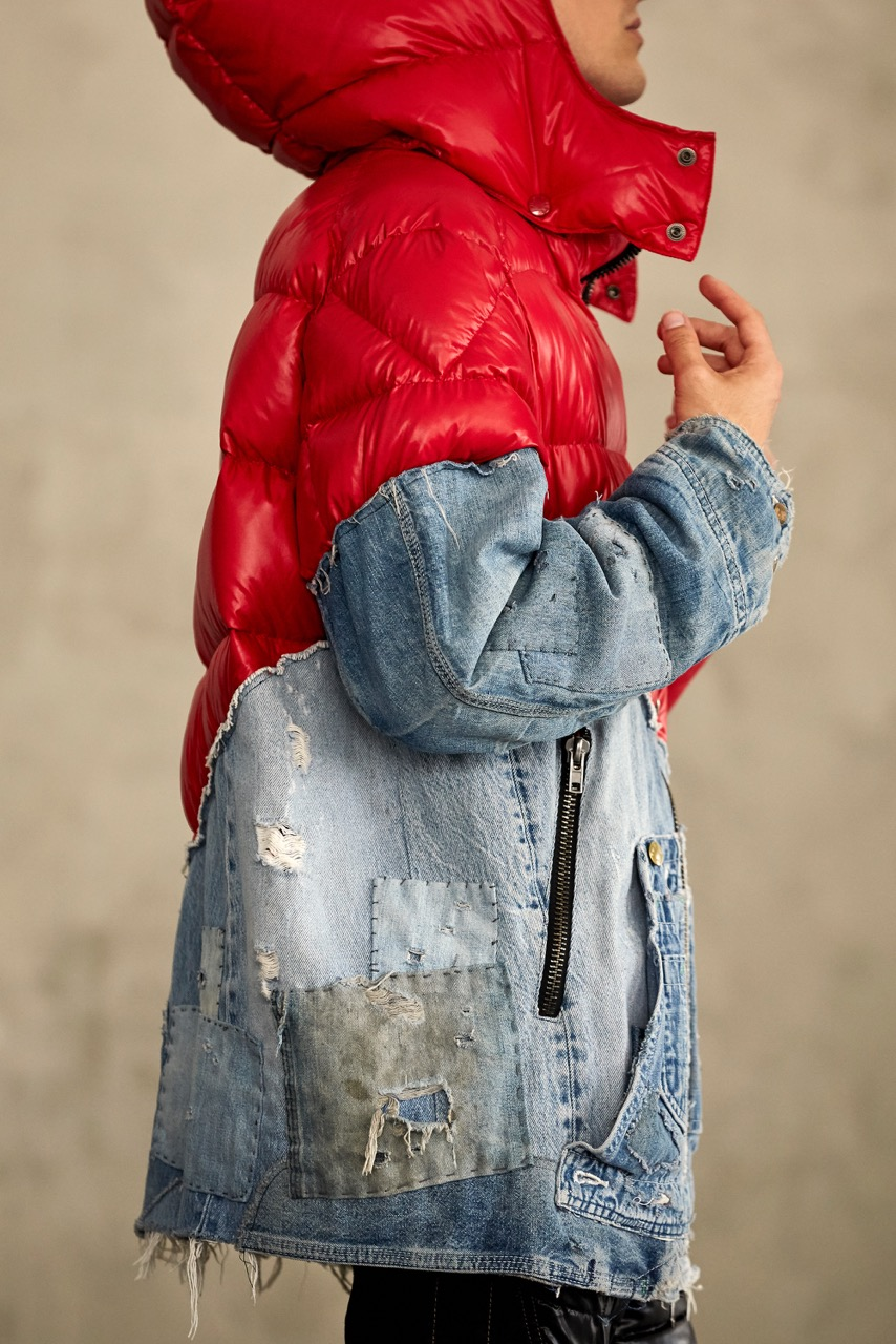 Barneys X Moncler/ Mikael Kennedy