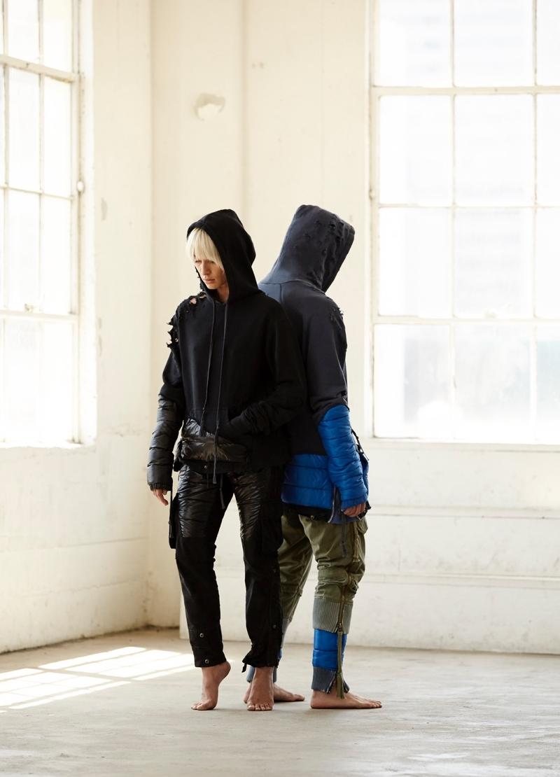 Barneys X Moncler/ Mikael Kennedy