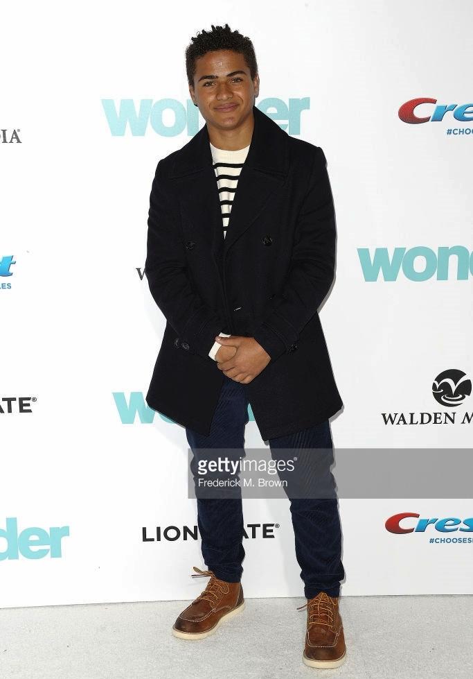 Nathaniel Potvin/ Wonder Premiere